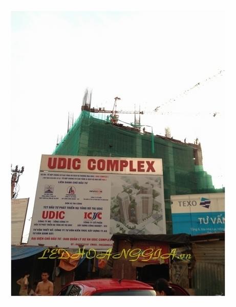 Bộ chữ UDIC