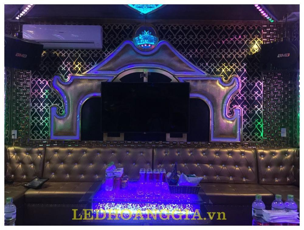 Trang trí phòng hát KARAOKE - BAR